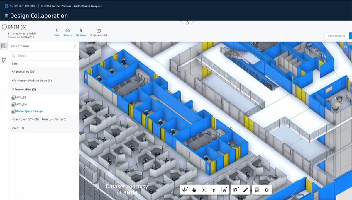 Visualisieren Sie Entwurfsänderungen, um Nacharbeiten und spätere Bauverzögerungen zu reduzieren