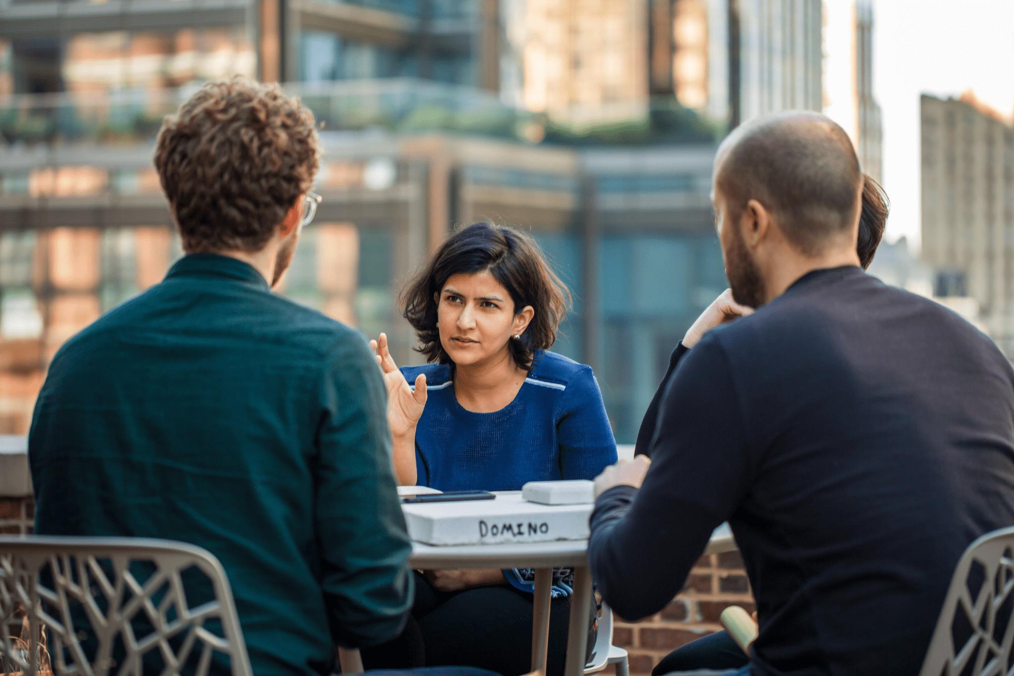 Kommunikation zwischen Baustelle und Büro verbessern